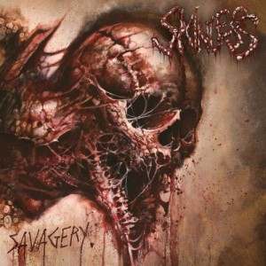 SKINLESS - SAVAGERY (LP)